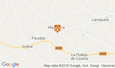 Mapa Sevilha Vivenda 117336