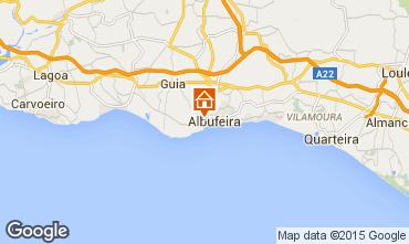 Mapa Albufeira Estúdio 68837
