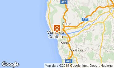 Mapa Viana do Castelo Apartamentos 73043