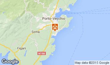 Mapa Porto Vecchio Apartamentos 7914