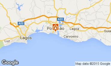 Mapa Praia da Rocha Apartamentos 84039