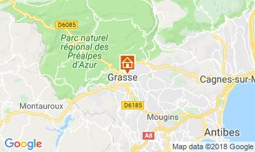 Mapa Grasse Casa de turismo rural/Casa de campo 56131