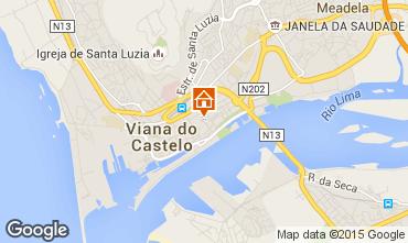 Mapa Viana do Castelo Casa 35968