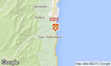 Mapa Porto Vecchio Apartamentos 59807