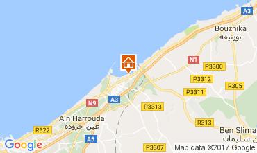 Mapa Mohammedia Apartamentos 105026