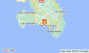 Mapa Sainte Luce Estúdio 26400