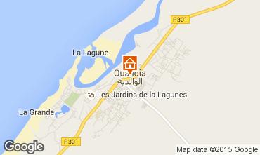Mapa Oualidia Vivenda 72568