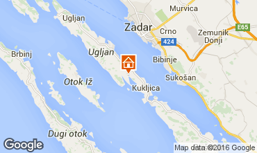 Mapa Kali Apartamentos 86323