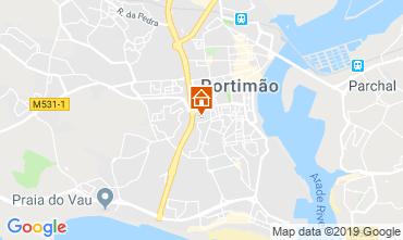 Mapa Portimão Apartamentos 119135
