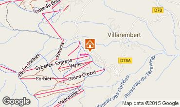 Mapa Le Corbier Estúdio 1071
