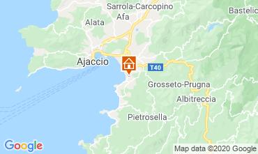 Mapa Porticcio Apartamentos 92084