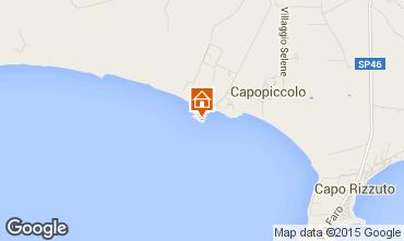 Mapa Isola di Capo Rizzuto Apartamentos 54877