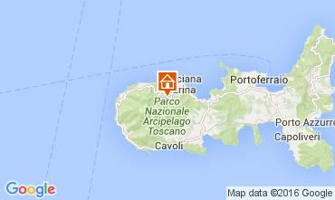 Mapa Marciana Apartamentos 33087