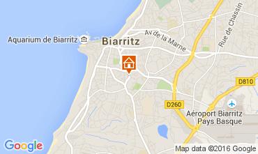 Mapa Biarritz Estúdio 105462