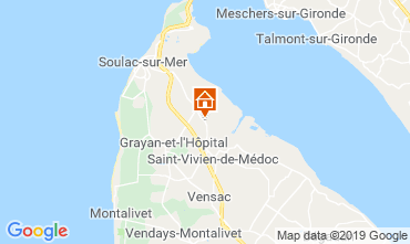 Mapa Soulac Casa 117759