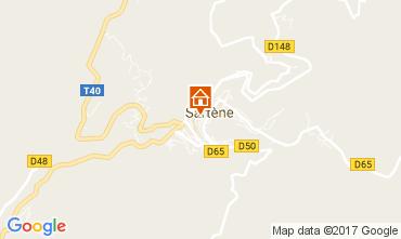 Mapa Sartène Apartamentos 107821