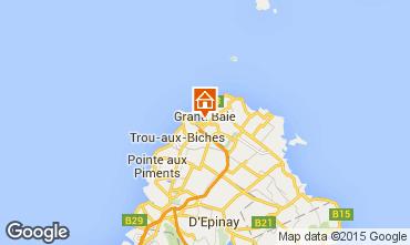 Mapa Grand Baie Apartamentos 89768