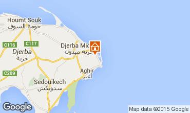 Mapa Djerba Vivenda 76876