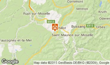 Mapa La Bresse Hohneck Estúdio 4532