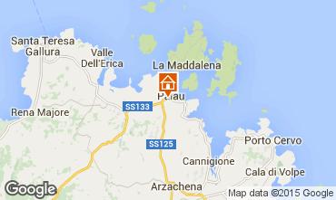Mapa Palau Apartamentos 94242