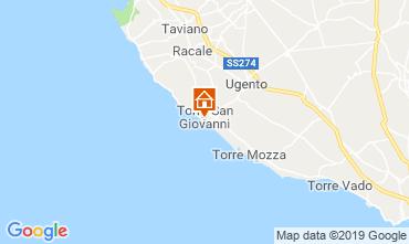 Mapa Ugento - Torre San Giovanni Quarto de hóspedes 118712