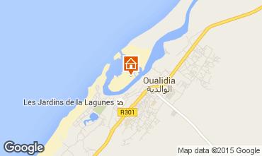 Mapa Oualidia Vivenda 9728