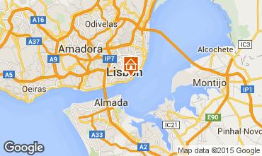 Mapa Lisboa Est�dio 23997