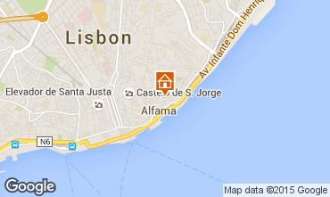 Mapa Lisboa Estúdio 23997