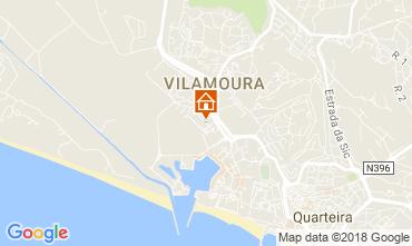 Mapa Vilamoura Apartamentos 115235