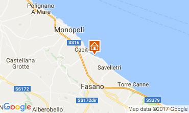 Mapa Monopoli Apartamentos 91729