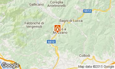 Mapa Bagni di Lucca Apartamentos 88788