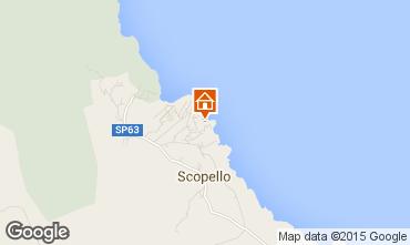 Mapa Scopello Vivenda 51889