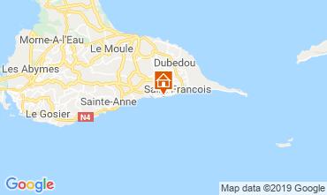 Mapa Saint Francois Est�dio 67258