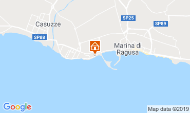 Mapa Marina di Ragusa Apartamentos 34177