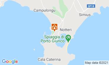Mapa Villasimius Casa 114543