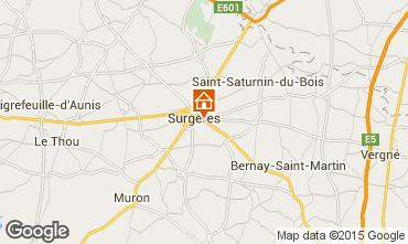 Mapa La Rochelle Casa 95493