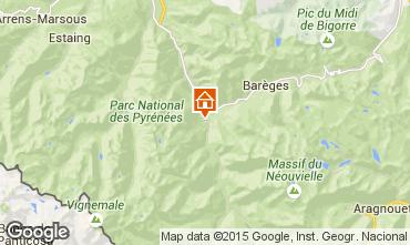 Mapa Luz Saint Sauveur Est�dio 82564