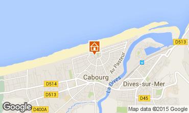 Mapa Cabourg Estúdio 10765