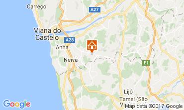 Mapa Barroselas Vivenda 107858