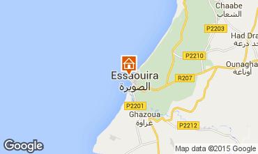 Mapa Essaouira Casa 74105