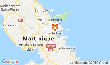 Mapa Le Robert Apartamentos 119305