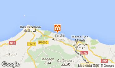 Mapa Saidia Apartamentos 67313