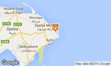 Mapa Djerba Vivenda 62748