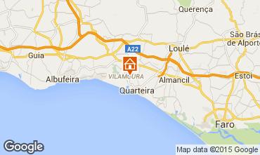 Mapa Vilamoura Vivenda 77284