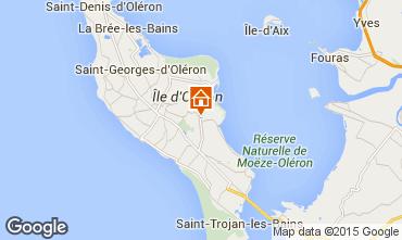 Mapa Dolus d'Oléron Casa 76497