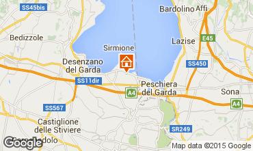 Mapa Sirmione Apartamentos 98978