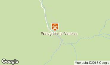 Mapa Pralognan la Vanoise Apartamentos 89172