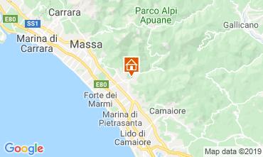 Mapa Pietrasanta Casa 88858