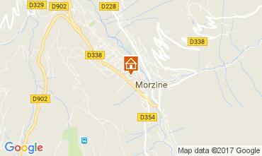 Mapa Morzine Apartamentos 112229