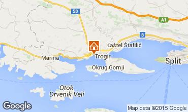 Mapa Trogir Vivenda 97007